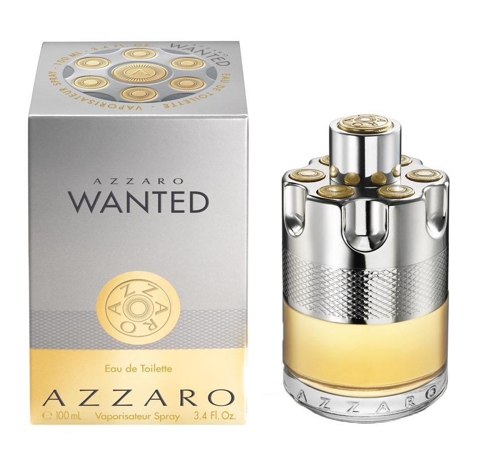 Parfum Homme  Azzaro Wanted
