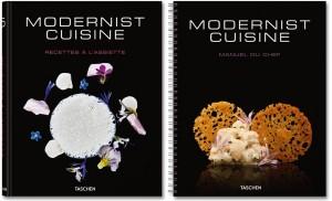 Livre modernist cuisine en français
