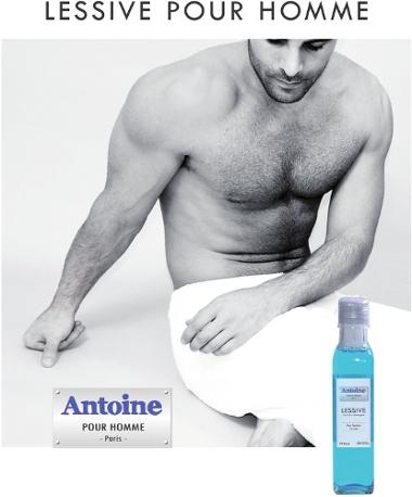 Antoine lessive pour hommes