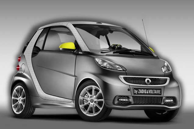 voiture smart zadig et voltaire