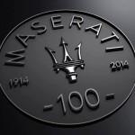Les 100 ans de Maserati