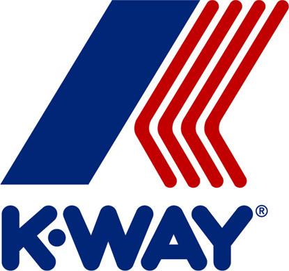 Logo de la marque K-Way ®
