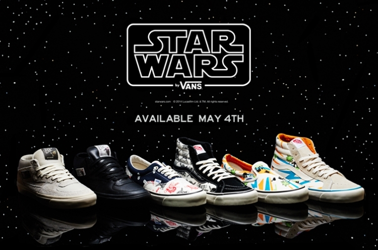 Vans Star Wars édition limitée