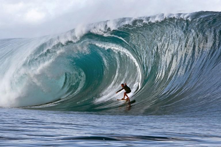 Surf © Crystal Galerie / AFP