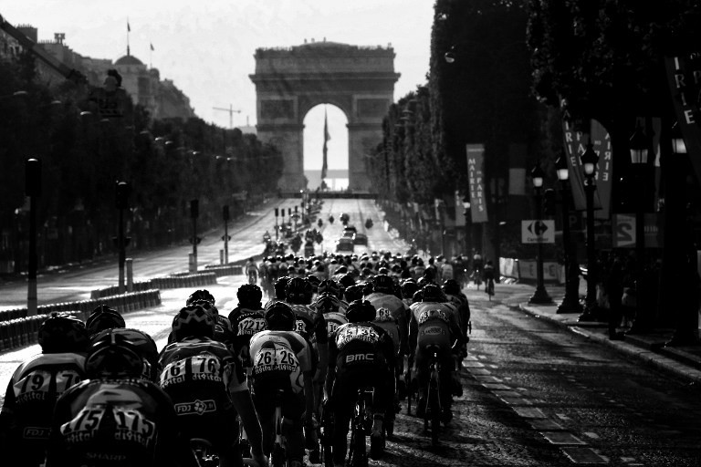 Tour de France  © Crystal Galerie / AFP